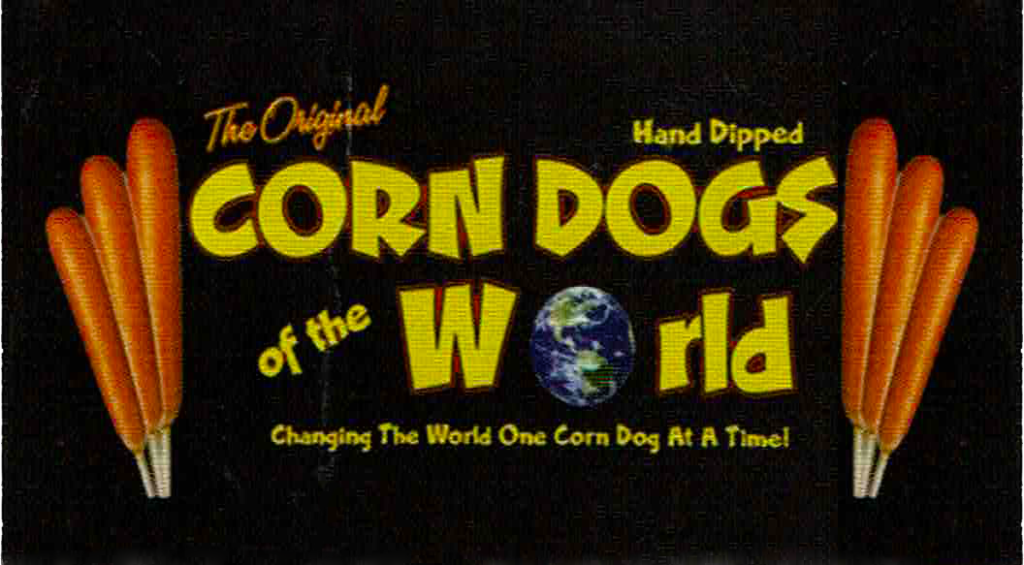 Corn Dogs of the World